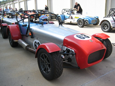 Coupe Caterham 2008 : Charade