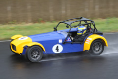Coupe Caterham Sigma 2009 : Guillaume à Charade