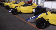 Formules Ford Kent 1600 cm3 au stand